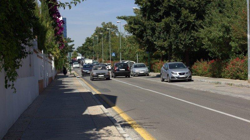 calle Periodista Fernando Gómez de la Cruz