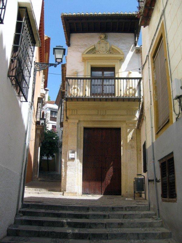 Palacio de Santa Inés, museo