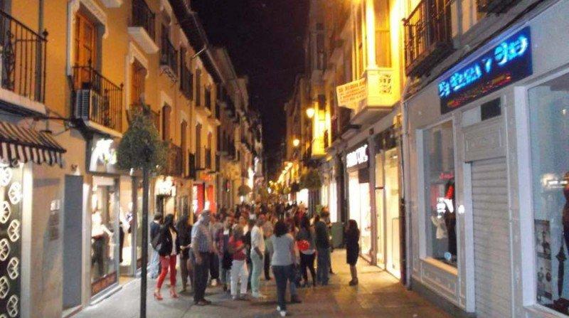Noche en Blanco Granada