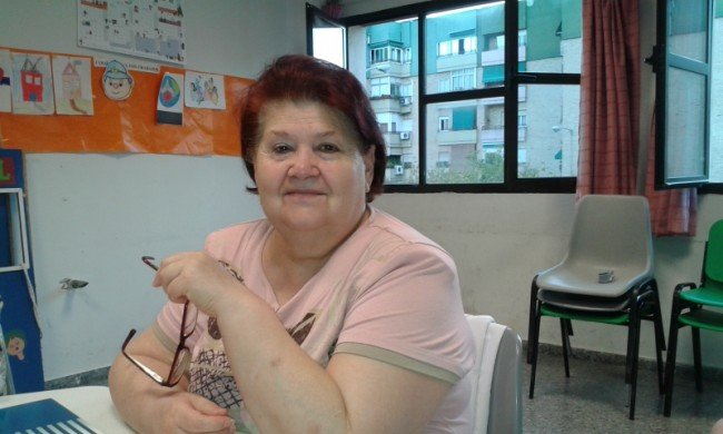 Emilia Aguilar, asociación de mujeres Ayuda Mutua