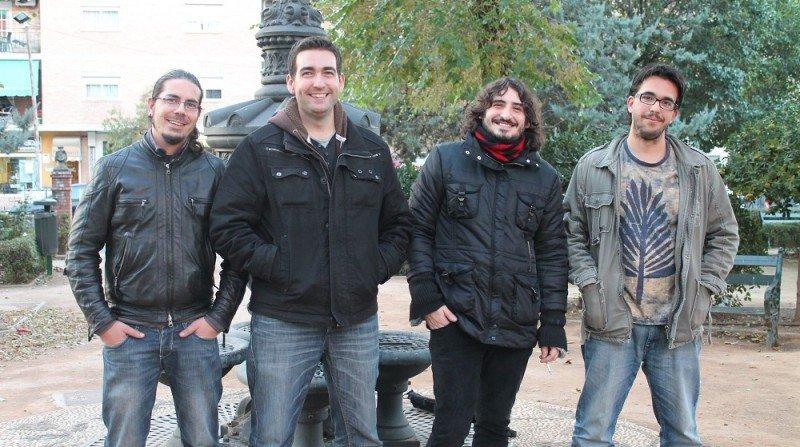 grupo de rock Cuesta Abajo