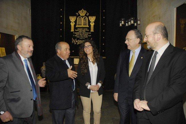 Museo sefardí, Albaicín, Palacio de los Olvidados