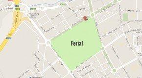mapa ferial almanjáyar ubicación
