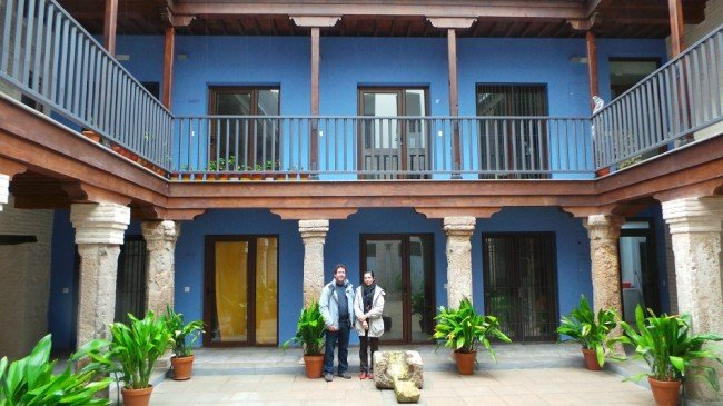 Casa Cuna, Calle Elvira, rehabilitación