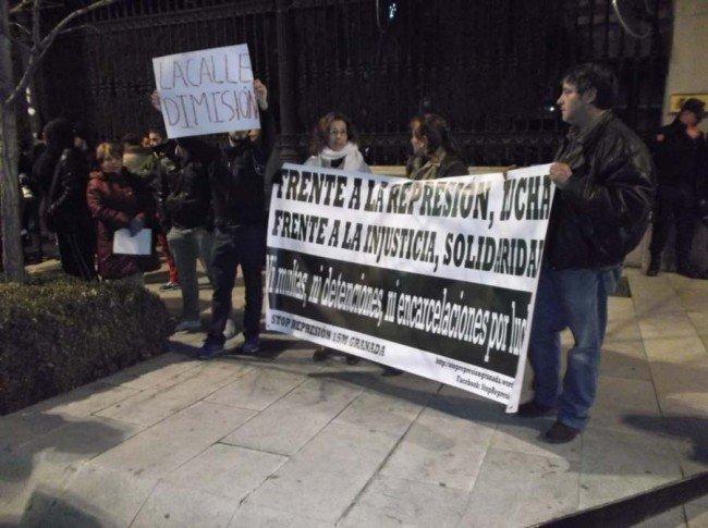 Manifestación Gamonal