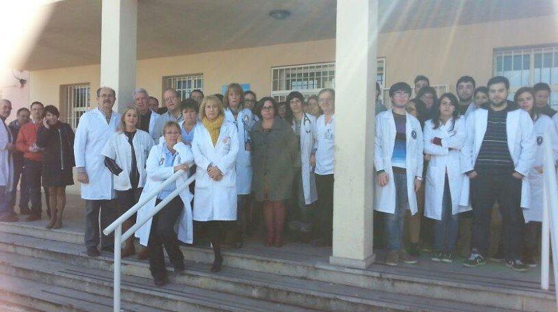 concentracion centro salud almanjáyar