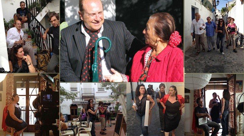 Chus Gutiérrez, documental Sacromonte