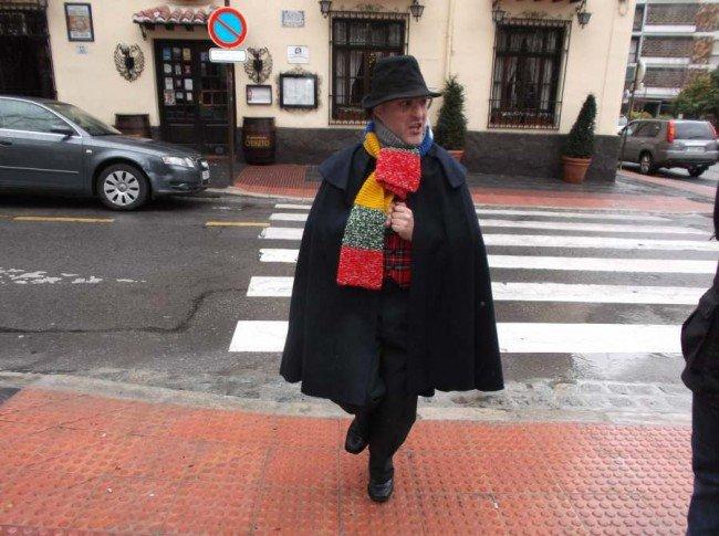 García Lorca ruta Centro Granada