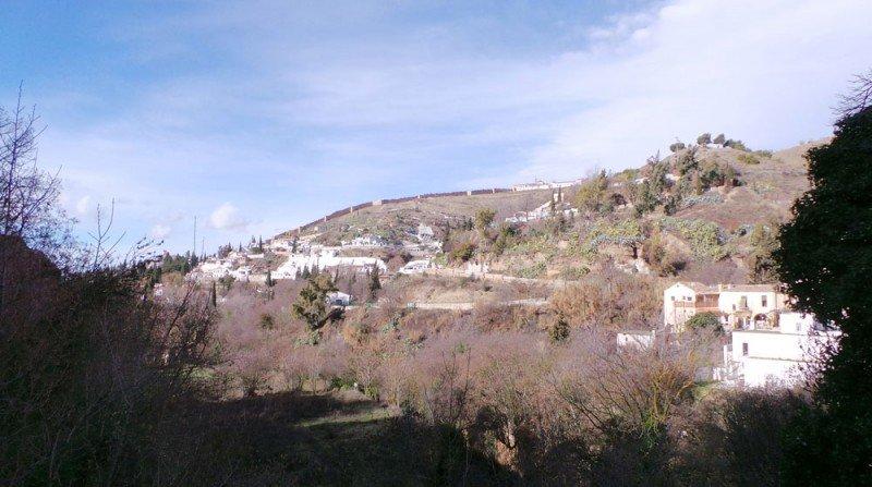 Sacromonte, Camino del Avellano, Granada