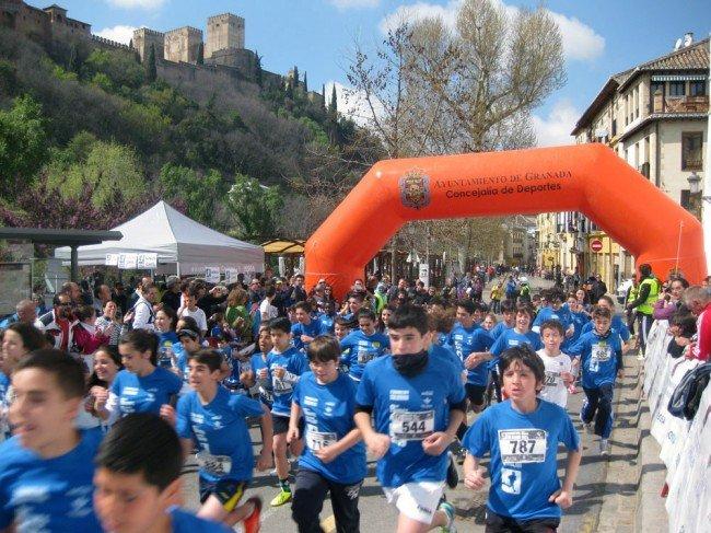 Carrera Solidaria, Ave María, Albaicín, Sacromonte