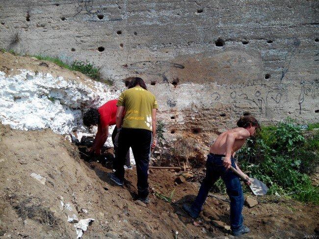 reapertura tras desalojo cuevas cerro san miguel granada