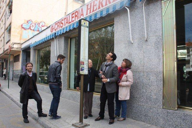 tarifas del autobús urbano granada alcalde paco cuenca