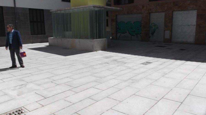 Plaza Zárate