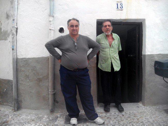 Albaicín, Álamo del Marqués, desalojo