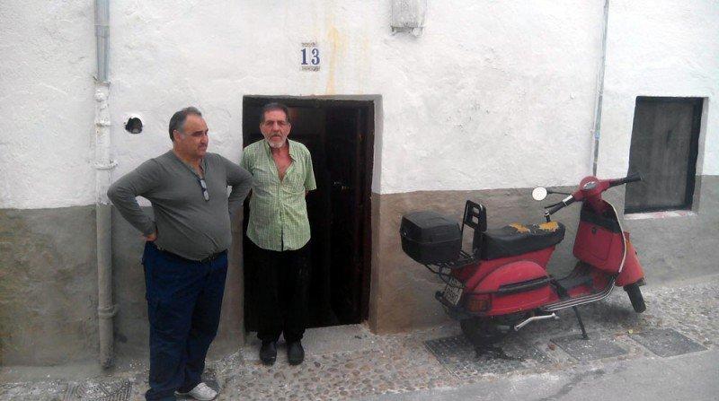 desalojo de vecinos, Albaicín, calle Álamo del Marqués
