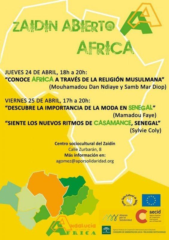 zaidin abierto a África