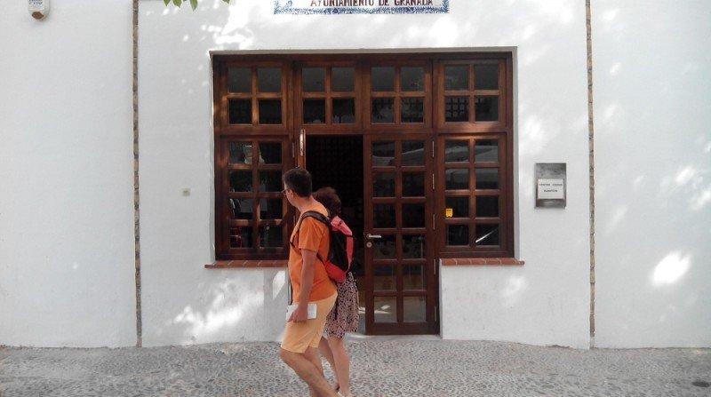 centro cívico Plaza Aliatar Albaicín
