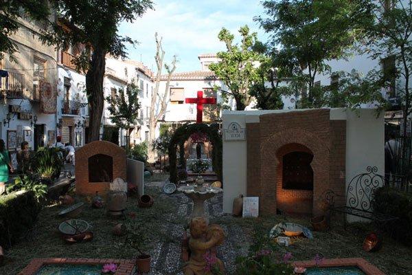 Asociación Cruz de Mayo Día de la Cruz Albaicín