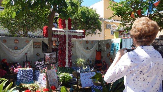 cruz de mayo 2014 la paz norte granada