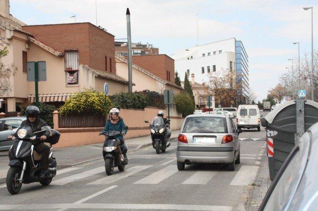 Calle Periodista Fernando Gómez de la Cruz, Chana