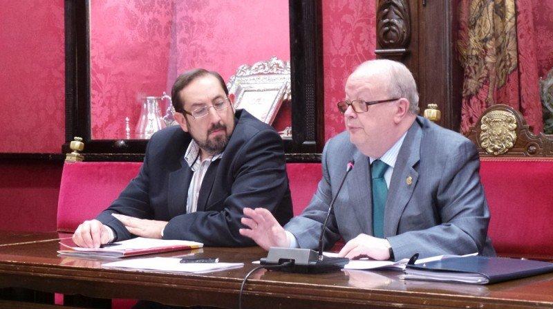 Francisco Martín Recuerda Consejo Social