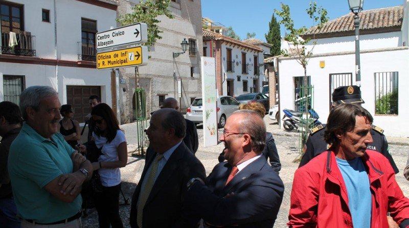 Palacio de Hielo, Granada, Manuel Lorente, José Torres Hurado