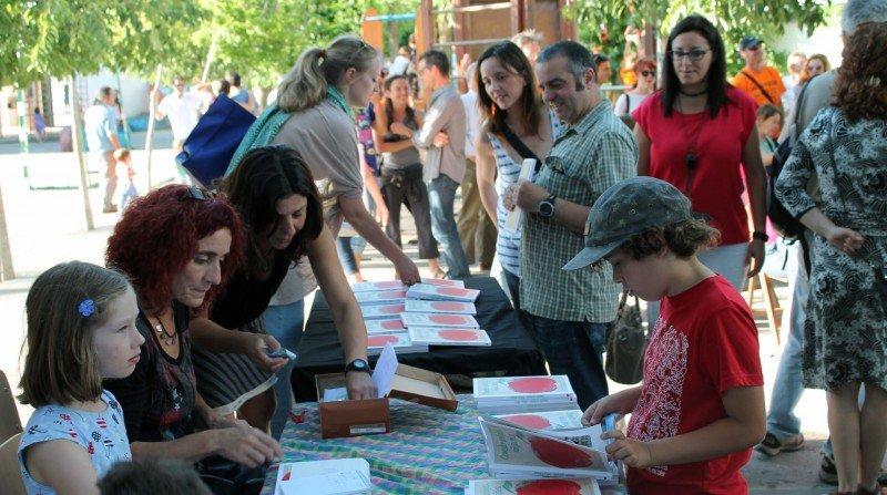 libro de recetas, colegio Gómez Moreno, Albaicín