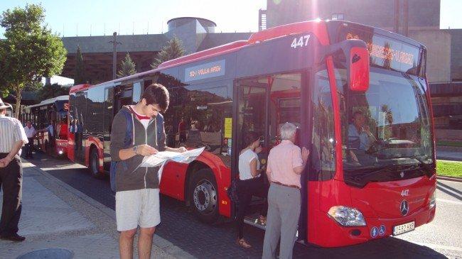 nuevas lineas autobus