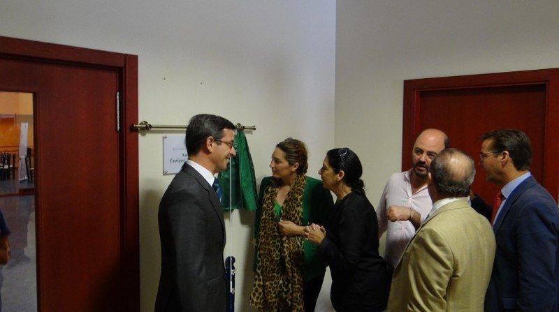 aula enrique morente escuela municipal flamenco granada