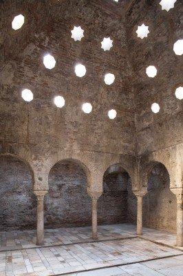 El Bañiuelo, Carrera del Darro Albaicín Alhambra
