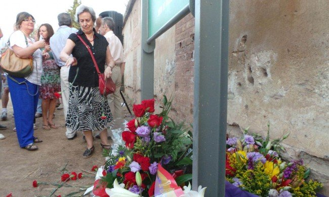 memoria histórica cementerio de San José