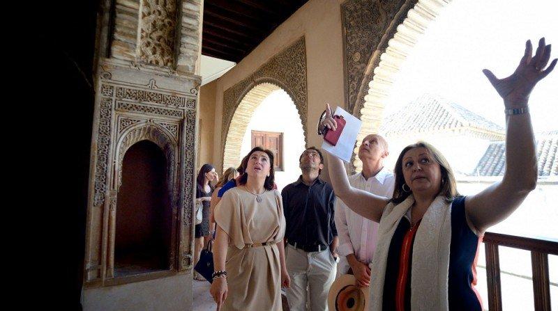 Palacio de Dar al Horra, Dobla de Oro