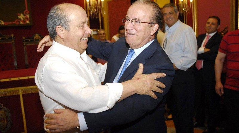 reaparición José Torres Hurtado alcalde de Granada