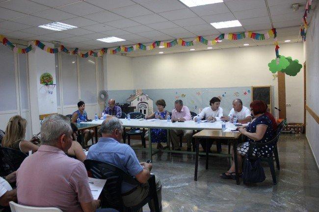 La Junta se celebró en la AAVV de Cerrillo de Maracena-Los Barrios