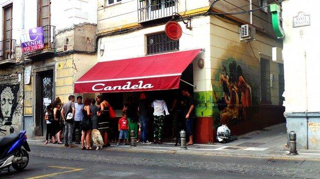 El Candela, de celebración de veinte aniversario. Foto: GiM
