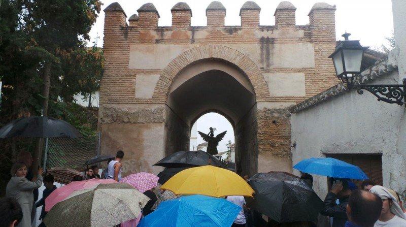 romería de San Miguel Albaicín