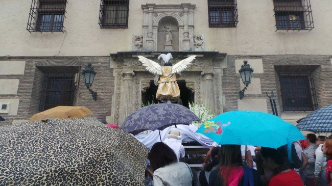 romería San Miguel Arcángel Albaicín