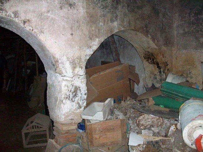baños árabes de la calle Agua Albaicín