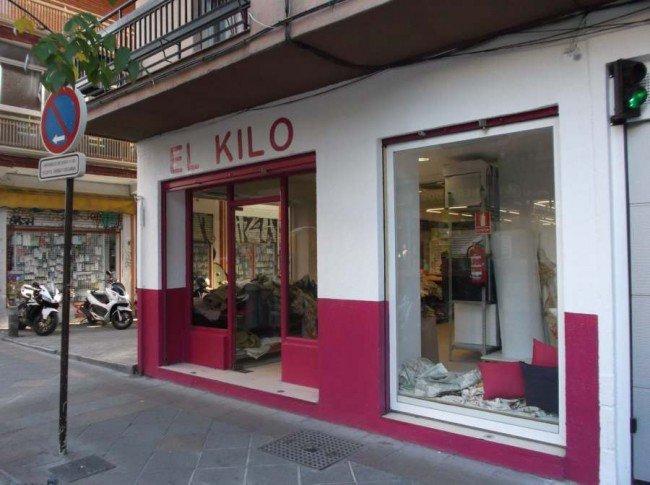 Vuelve Tejidos El Kilo
