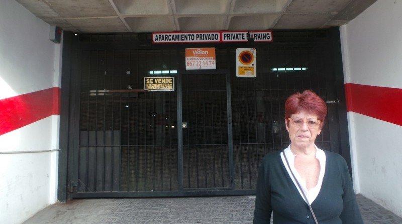 Emuvyssa aparcamiento Santa Isabel la Real Albaicín