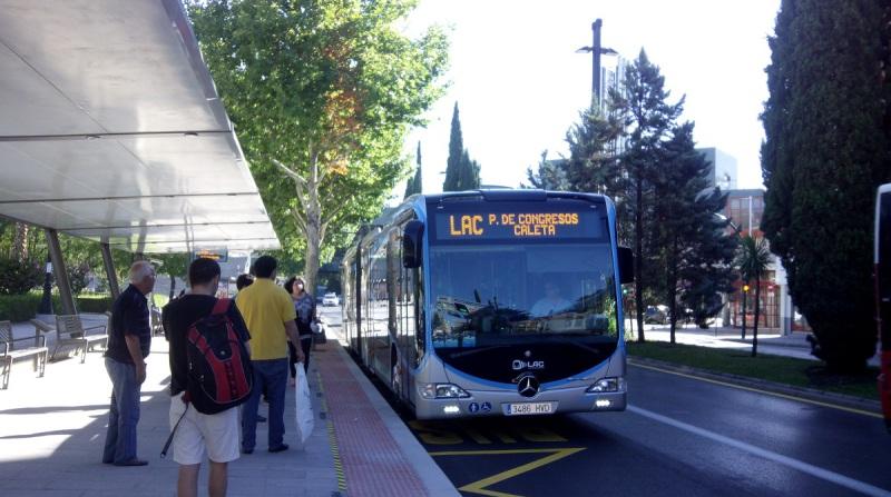 nuevas líneas de autobuses granada