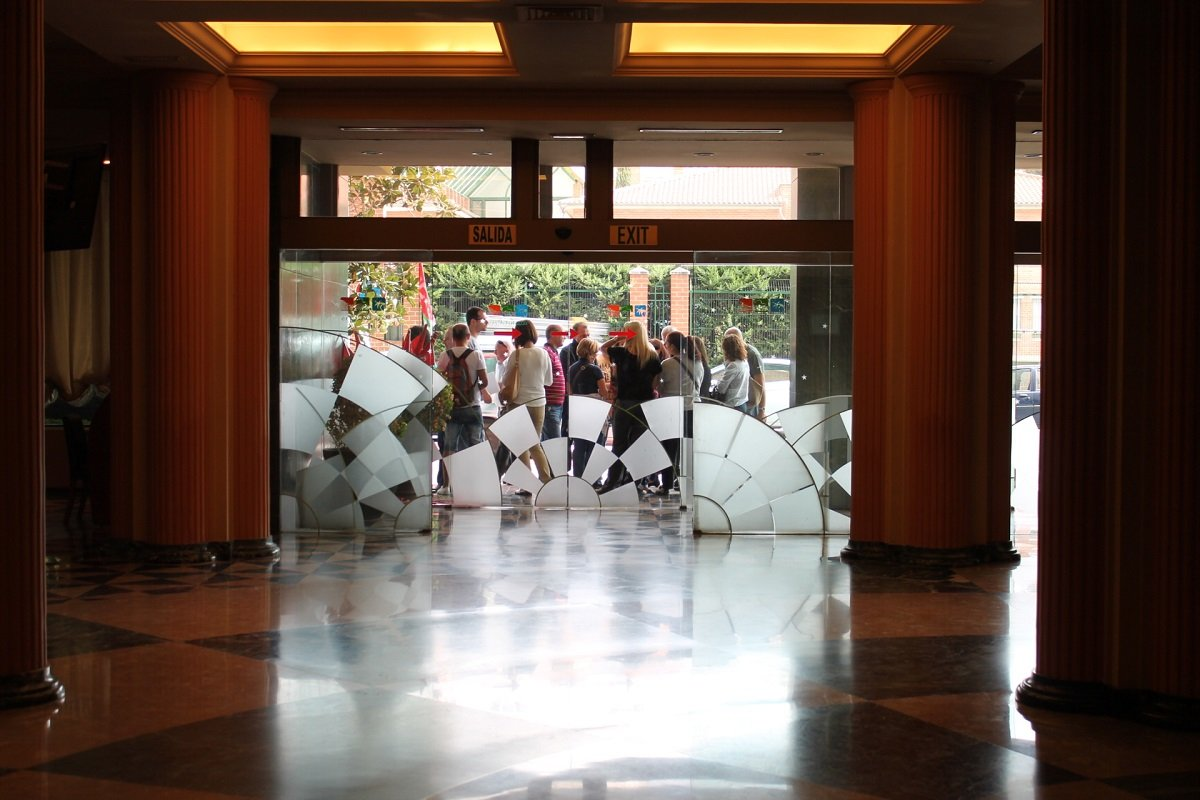 huelga hotel san antón granada vita hoteliers