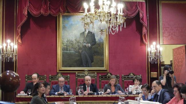 ayuntamiento de granada informe de transparencia internacional 2014