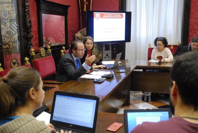presupuestos Granada 2015