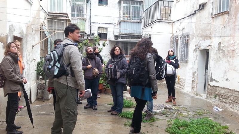 taller internacional 'Hábitat y Participación: la vivienda y los desbordes urbanos