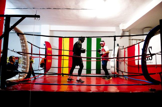 gimnasio M&S Boxeo Granada