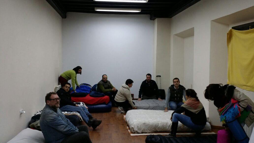 Centro Albayzín encierro