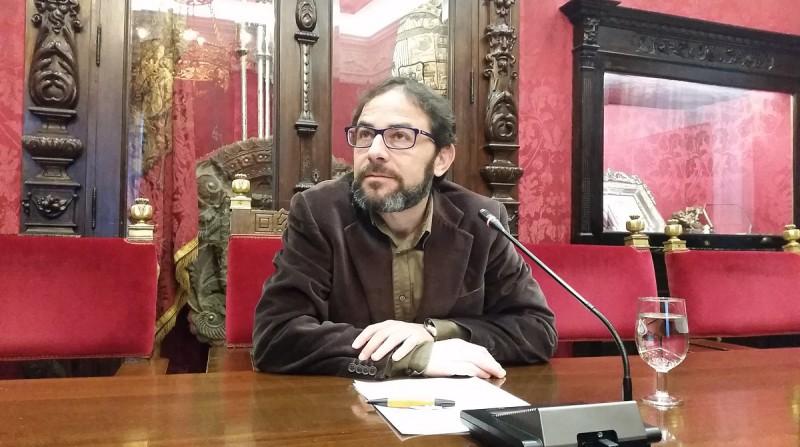 Miguel Ángel Fernández Madrid, PSOE Granada