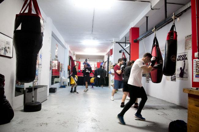Club M&S Boxeo, Granada