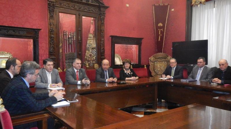 reunión institucional cortes de luz zona norte